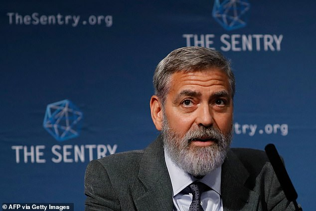 GeorgeClooney, a Kentucky native, said he was 'ashamed' of the grand jury's decision