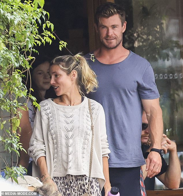 Celebrity hub:Eden explores the 'dark and secret lives of a raft of characters in a place that looks very much like paradise' and is being filmed in Byron Bay, home of The Hemsworths