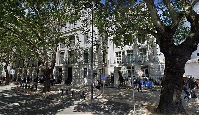 The Royal College of GPs (Main office in London pictured) issued the warning and said GPs needed to be prioritised in the testing regime