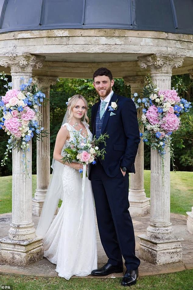 PC Andrew Harper was killed in August 2019 after his ankle got caught in the trailing tow rope of three thieves' getaway car. They drag him to his death for a mile of country roads in Berkshire