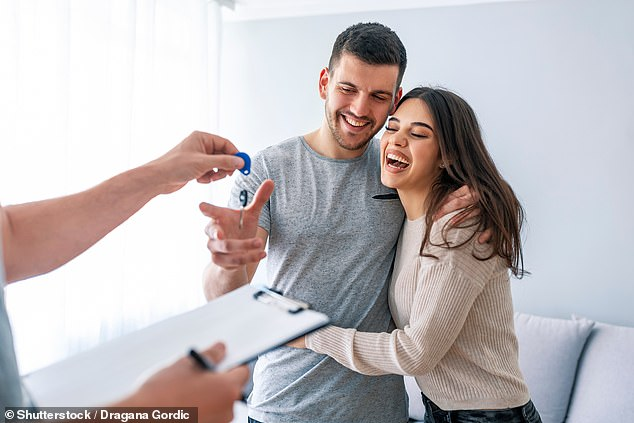 The federal government hopes to open the home ownership door to more Australians with an overhaul of consumer credit protection laws (stock image)