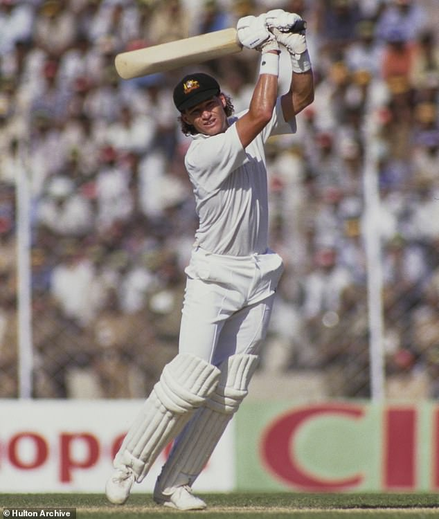 There has never been a more braver innings by an Aussie batsman than Dean Jones' in Madras