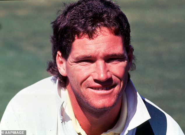 He was a great of the game and his death has left Australia and the cricket world in mourning