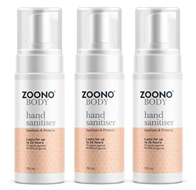Digital Growth Experts Ltd has been fined £60,000 by the Information Commissioner's Office for sending 17,000 spam texts about hand gel to profit from the coronavirus pandemic. The company still sells Zoono hand sanitisers on Amazon at £29.95 for three 150ml bottles but it no longer advertises them as effective against Covid-19
