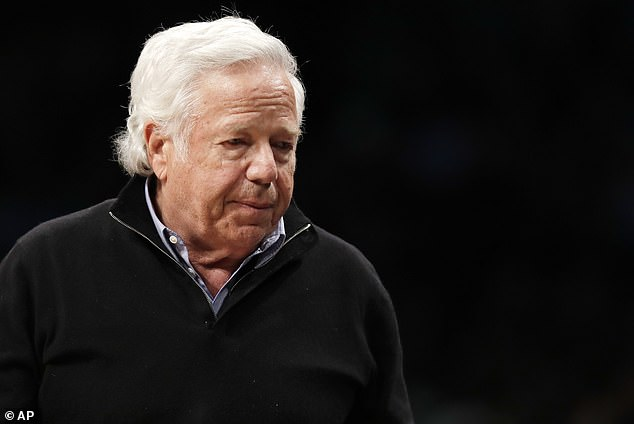 New England Patriots owner Robert Kraft has been cleared of soliciting prostitution charges in Florida following an appeals court's ruling that the 79-year-old billionaire and others' rights were violated when police secretly recorded them allegedly paying for sex at a massage parlor