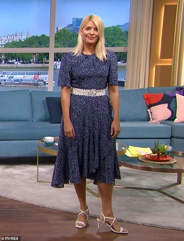 ¿It¿s lovely to see celebrities in our clothes. When Holly Willoughby wore our shirt-dress on Instagram, it crashed the website,¿ Lavinia once said. ¿But if I¿m on the train and see someone with one of our scarves, that¿s just as exciting¿