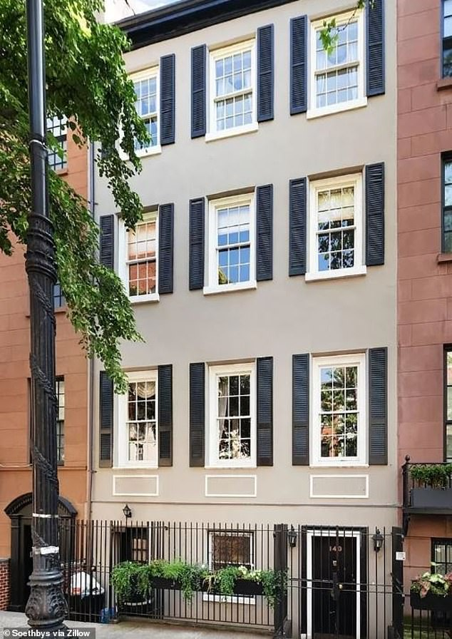 Deal: Paulina and Ric's Gramercy Park townhouse sold for $10 million earlier this month