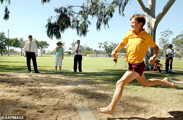 Interschool activities will resume on Saturday - again under COVID-safe rules - and more than one parent will be allowed to watch from the sidelines while practising social distancing