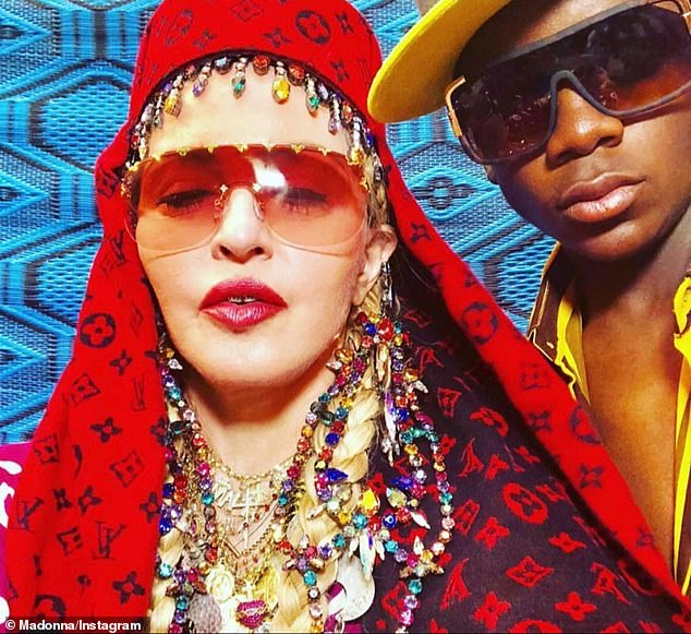 Madonna and child!His adoption was finalized in 2008 after much controversy over the fact that the Levitating songstress had not lived in the African country for at least a year, which is reportedly a requirement for adoptive parents