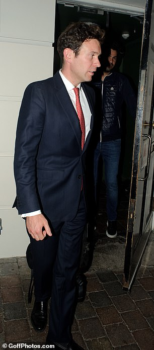Princess Eugenie and Jack Brooksbank were most recently seen at Annabel's in London on Tuesday night