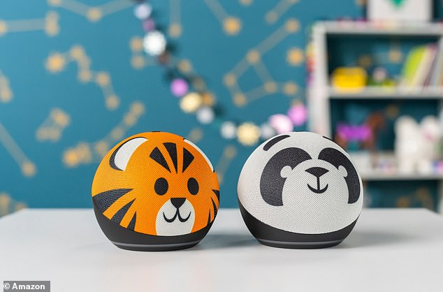 To get your children into interacting with AI from an early age, Amazon is providing two options for kiddy versions of Echo