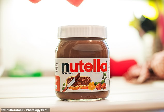 Fans will have to settle for the original hazelnut flavour Nutella instead