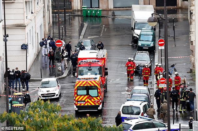 Two of the victims have been confirmed as a man and a women who are employees of Premieres Lignes, a French news and video agency