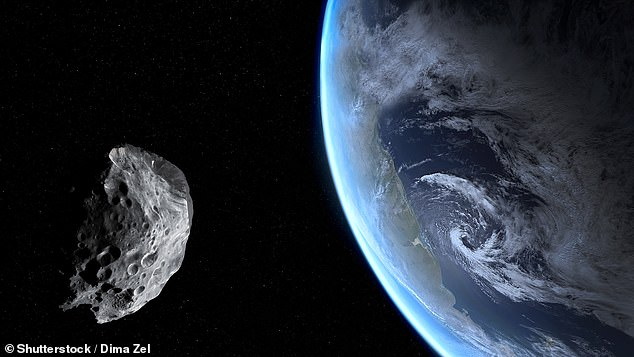 A Chinese company has planned to launch its first asteroid-mining robot into orbit in two months as China aims to take the lead in the potentially lucrative space industry