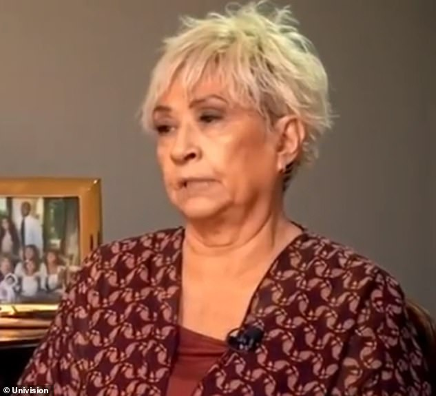 """Allegations:Sofia claimed that Vanessa 'told me: """"I need you to get out of this house,""""' and also alleged that her daughter 'told me that she wanted her car and she wants it now'"""