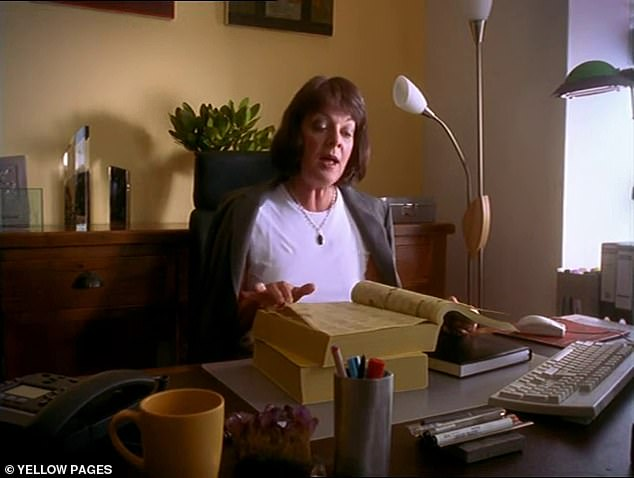 The iconic Yellow Pages ad that coined the phrase 'Not Happy Jan' has celebrated its 20-year- anniversary