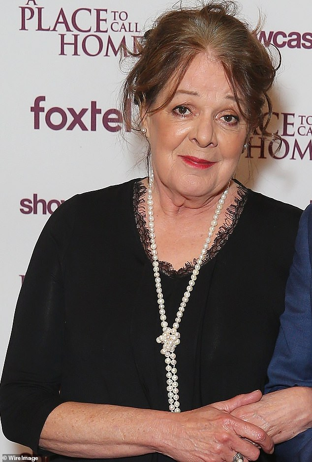 Kennedy (pictured in Sydney in 2018) revealed the jammed window was a 'lucky accident' that wasn't part of the script