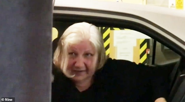 Carer Rosemary Maione (pictured), 69, was charged with manslaughter over Ms Smith's death. She was a key witness on the 54-year-old's last will and testament