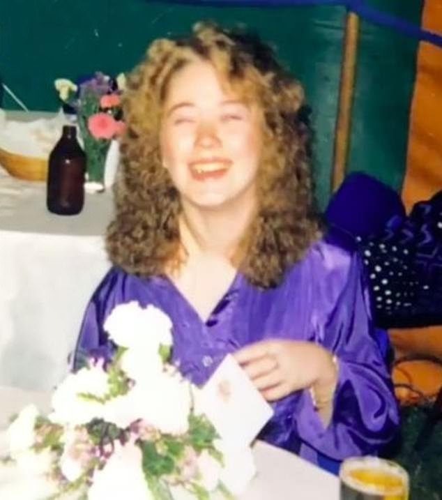 Ms Smith (pictured) died after allegedly being left to rot in her own waste at at her home
