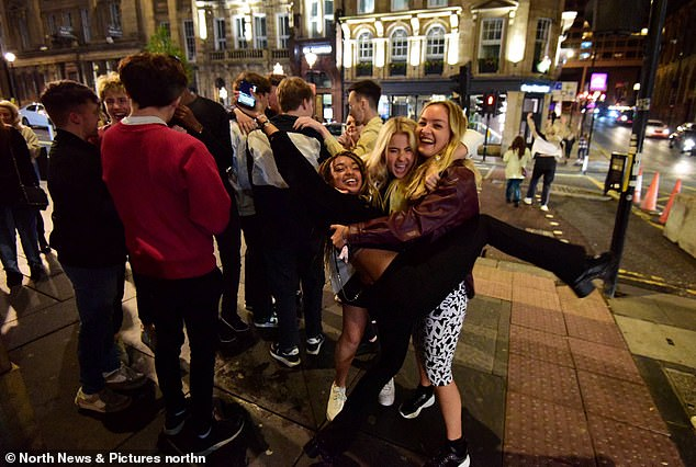 A new 10pm curfew for pubs, bars and restaurants was introduced last week in England, Wales and Scotland as part of a package of new Covid-19 regulations