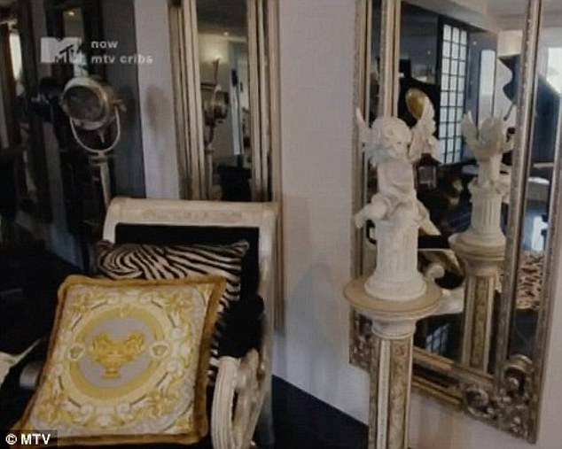 Remember this? Kyle opened the doors of his 'bogan chic' Mosman mansion he once shared with Imogen in an episode of MTV Cribs in 2018