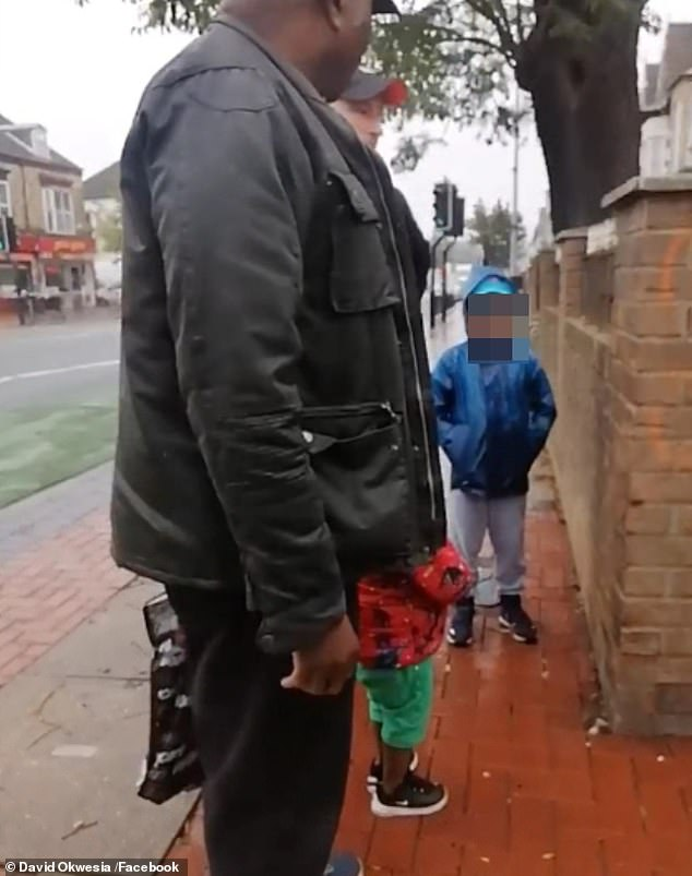 Passers-by called the police when they found a little boy all alone looking lost and confused on a road in Spring Bank in Hull, East Yorkshire on Saturday afternoon