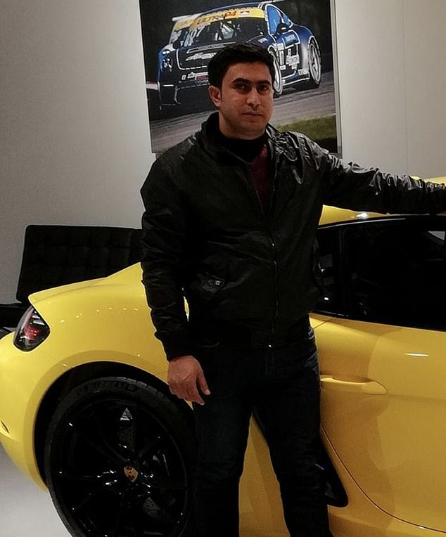 Ahmed Alwaheeb's (pictured) firms sold cars riddled with faults – and which sometimes had government recall notices that required manufacturers to fix safety issues – but refused to refund customers