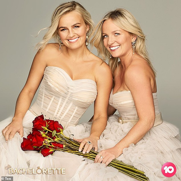 Coming soon:The Bachelorette with sisters Elly and Becky Miles premieres on October 7 from 7:30pm on Channel 10