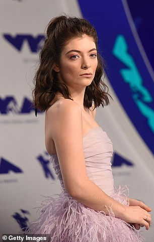 New coaches? The publication also claims Seven has approached singers Lorde (pictured) and Tones And I to join the 2021 coaching panel