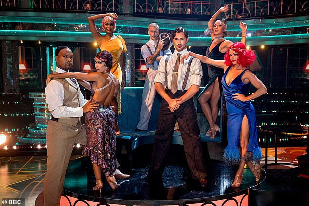 One strike and you're out! Strictly contestants and professional dancers (pictured) face being disqualified from the show if they test positive for coronavirus under the new rules