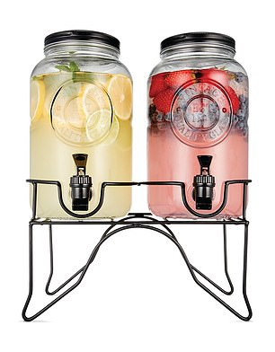 Notable deals include a $20 double drink dispenser