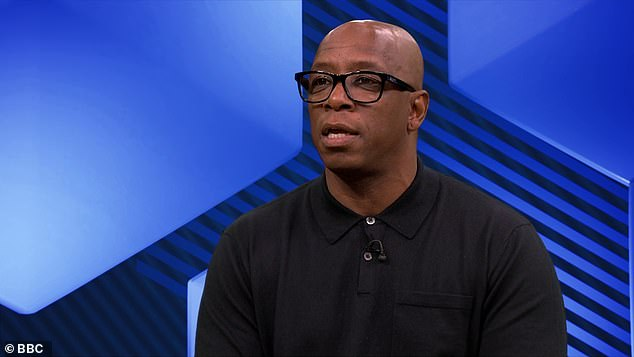 Awareness:Ian Wright is reportedly set to explore domestic abuse and his tough upbringing in a BBC documentary
