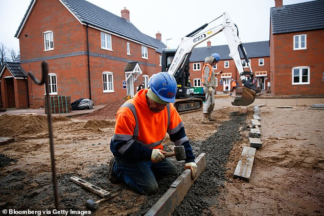 The traditionally Conservative heartlands will have to find space for 1.5million new homes under the Government's 'mutant' planning algorithms