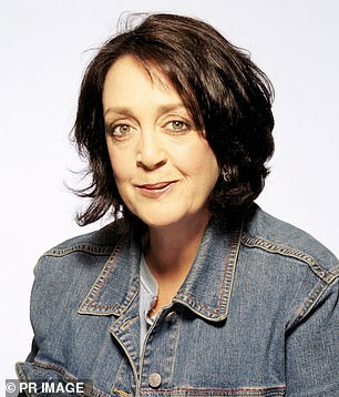 The duo co-hosted the 2Day FM breakfast show for eight years, from 1995 to 2002. Pictured: Wendy Harmer