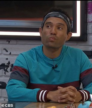 Been there:'I've been here before in this house and in life, in general, where you're kind of backed into a corner and you really have no recourse, but to rely solely on yourself,' said openly gay Kevin, who finished in third place on Big Brother 11 in 2009