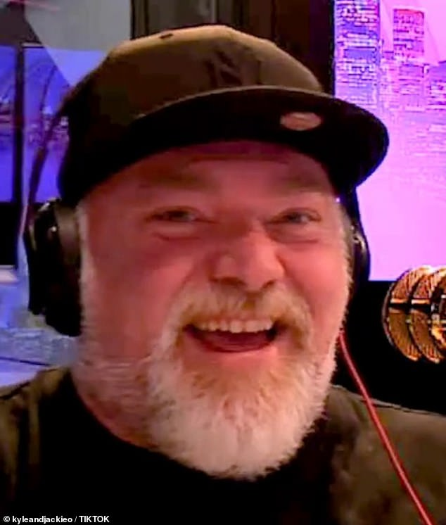Hot topic: Kyle Sandilands [pictured] and Jackie 'O' Henderson rang thew MAFS stars on their radio show on Monday for some answers
