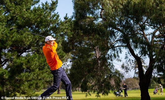 Melbourne golfers returned to fairways in May following a two month hiatus before courses were shut down again in the wake of Victoria's horror second wave of coronavirus