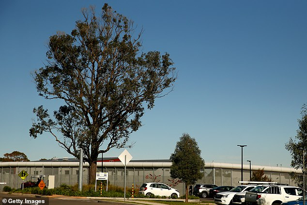 Officers from the Corrective Services Investigation Unit discovered letters between Burgess and Hytongue. Pictured: Parklea Correctional Centre