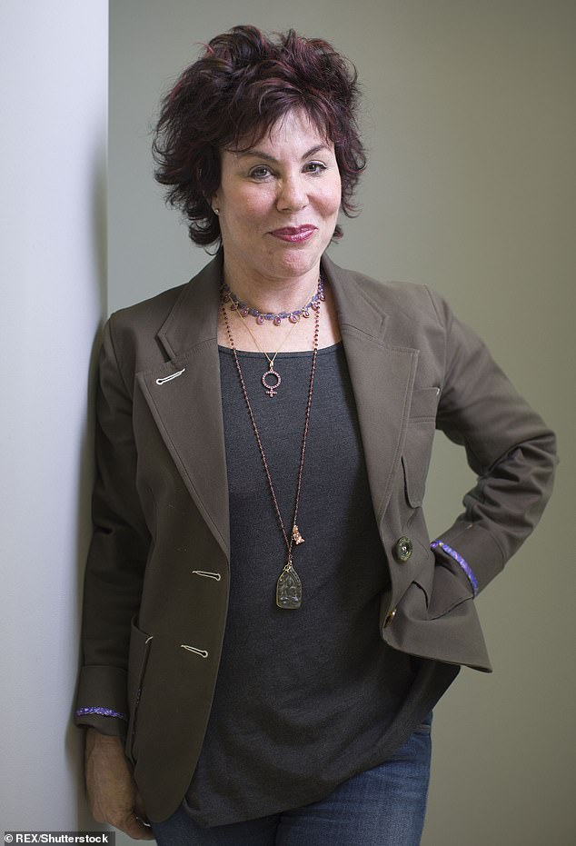 Ruby Wax says she was 'thrown out' of showbiz during her depression battle, but thinks it would have been a 'tragedy' if she'd kept taking television jobs