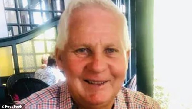 Kenneth Hanes, 73, was last seen boarding a ferry from Manly to Circular Quay on the night of Tuesday September 22