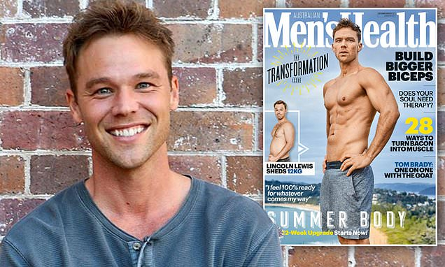 Lincoln Lewis reveals how he 'rebuilt himself' after 's*** food' left him 'unmotivated' thumbnail