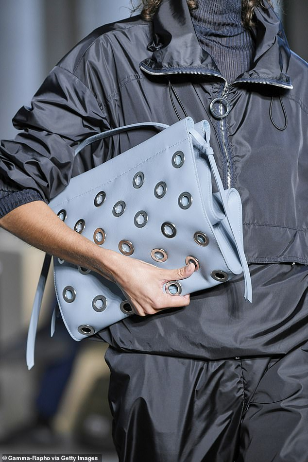 Carryall: As seen at Boss spring 2021, oversized bags are also trending