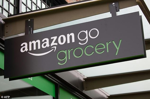 The device is being piloted at two Amazon Go locations in Seattle, with more being added over the next few months