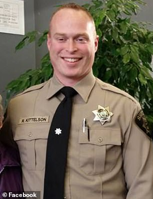 Deputy Ricky Kittleson, with the Marion County Sheriff's Office, has been placed on administrative leave in connection to the shootout