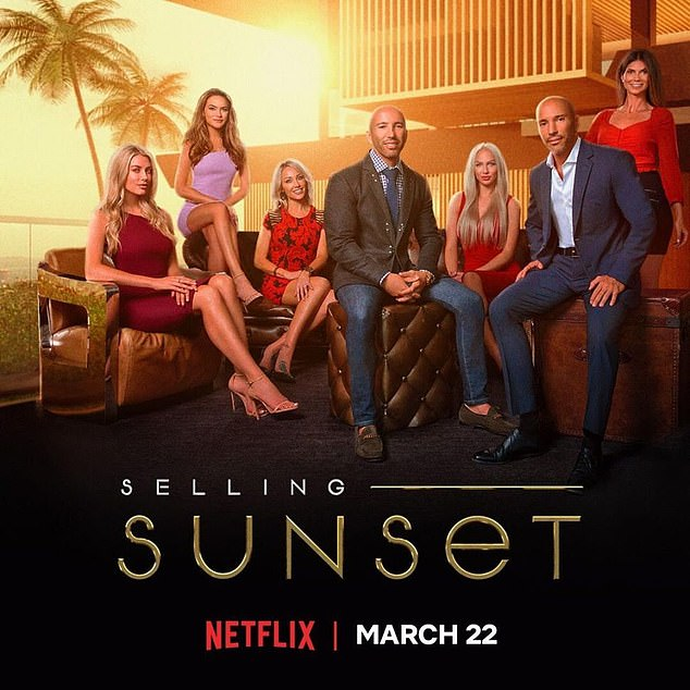 After working at a law firm he then traveled the world before creating a successful real estate practice on Hollywood's Sunset Boulevard with brother Brett - the focus of hit TV show Selling Sunset which is Netflix's biggest realty series of the summer