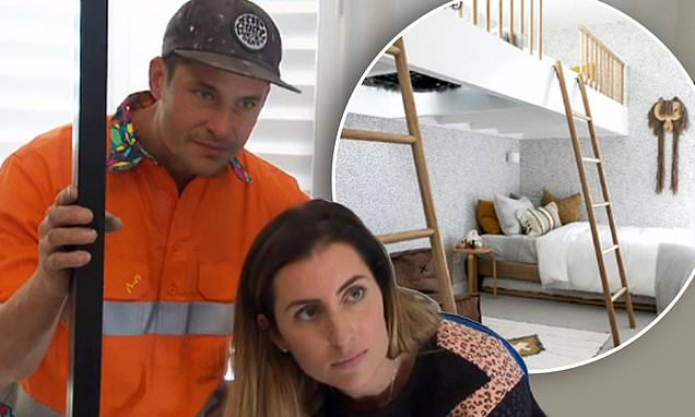 The Block's Luke and Jasmin insist they didn't knowingly break the rules amid 'copygate' saga thumbnail