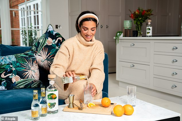 Campaign:Atopia is hosting a Month of Moderation throughout October to show how to moderate alcohol for a more mindful way of living