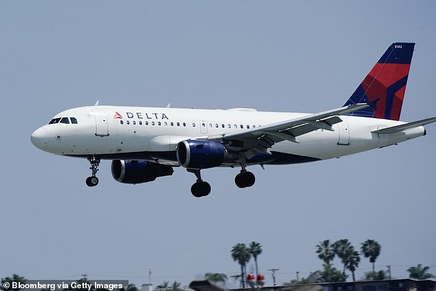 Delta Air Lines has said the company will be blocking middle seats until January 6
