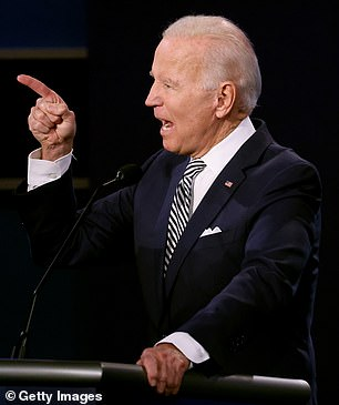 The first presidential debate between President Donald Trump and Joe Biden likely attracted a much smaller audience that the record set four years ago