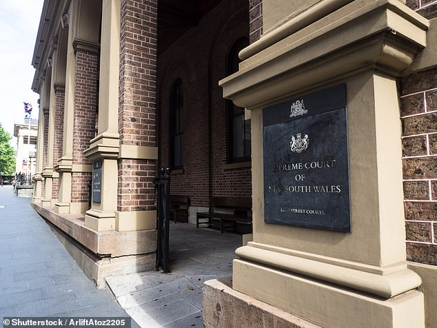 Jamie, 42, has filed a claim to the NSW Supreme Court (pictured) after he was allegedly groomed and raped by a NSW prison guard at 16-years-old in juvenile detention